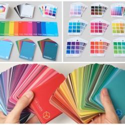 Break Through Colour Cards