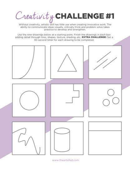 https://artofed-uploads-prod.nyc3.cdn.digitaloceanspaces.com/2017/03/Creativity-Challenges-1-1.pdf