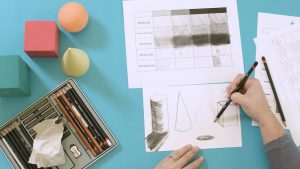 The Building Blocks of Drawing