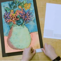 Running a Successful Elementary Art Show