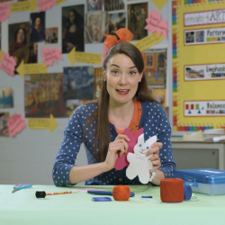 Sewing Basics in the Art Room