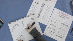 Implementing Sketchnotes