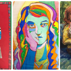 various student portraits