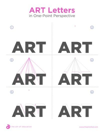 https://artofed-uploads-prod.nyc3.cdn.digitaloceanspaces.com/2018/07/31.1ARTLettersOnePointPerspective.pdf