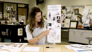 Helping Students Plan Artwork