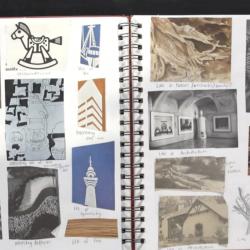 Generating Ideas for Art