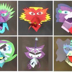 Image of Paper Dragon Art