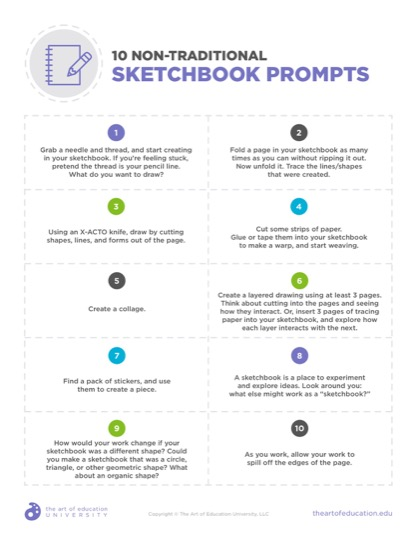 https://artofed-uploads-prod.nyc3.cdn.digitaloceanspaces.com/2019/09/53.110Non-TraditionalSketchbookPrompts-1.pdf