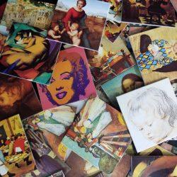 art history cards