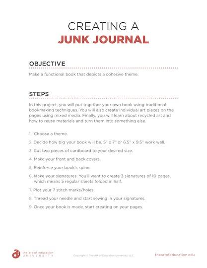 https://artofed-uploads-prod.nyc3.cdn.digitaloceanspaces.com/2020/02/56.2-Creating-A-Junk-Journal-1.pdf