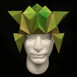 Artwork with headpiece