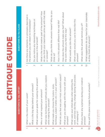 https://artofed-uploads-prod.nyc3.cdn.digitaloceanspaces.com/2021/05/82.1_CritiqueGuide.pdf