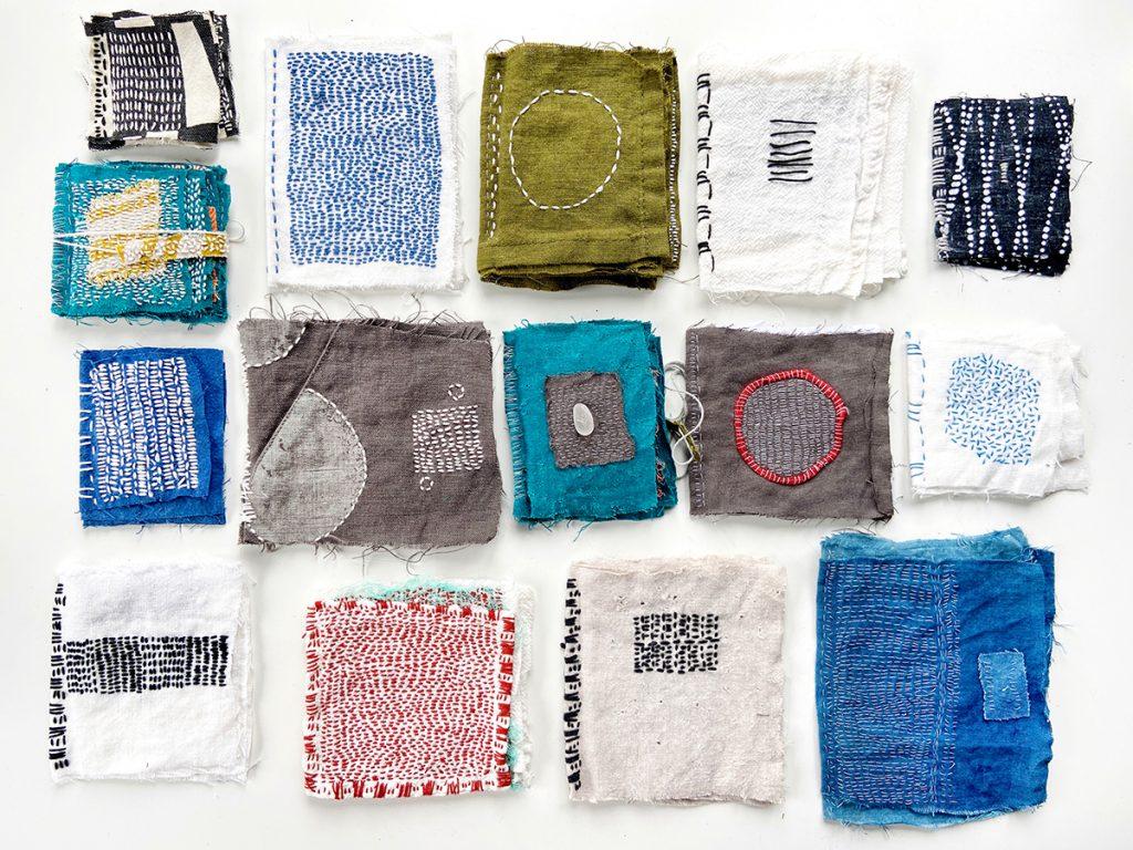 Fabric Meditation Books
