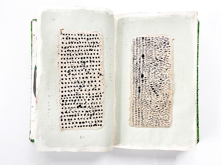 Old Book Sketchbook