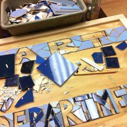 art department mosaic