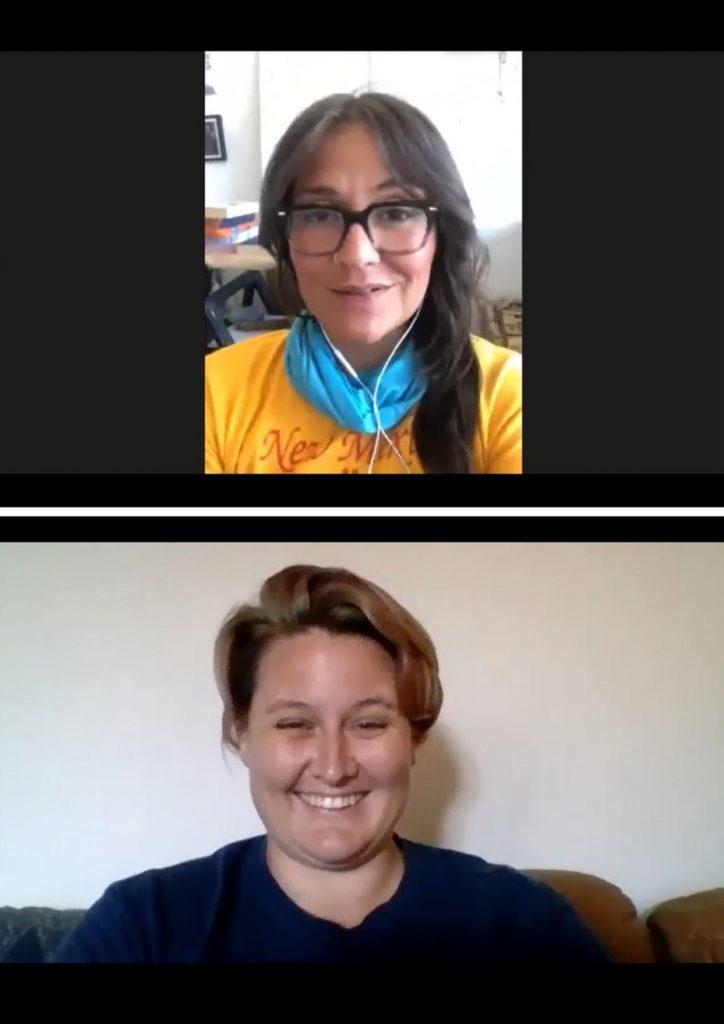 felicia gabaldon video call